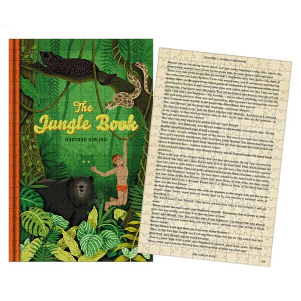 THE JUNGLE BOOK JIGSAW Image