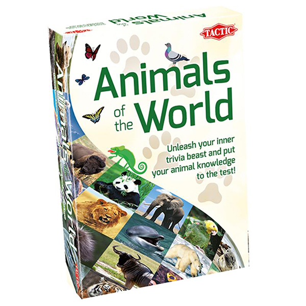 ANIMALS OF THE WORLD Image