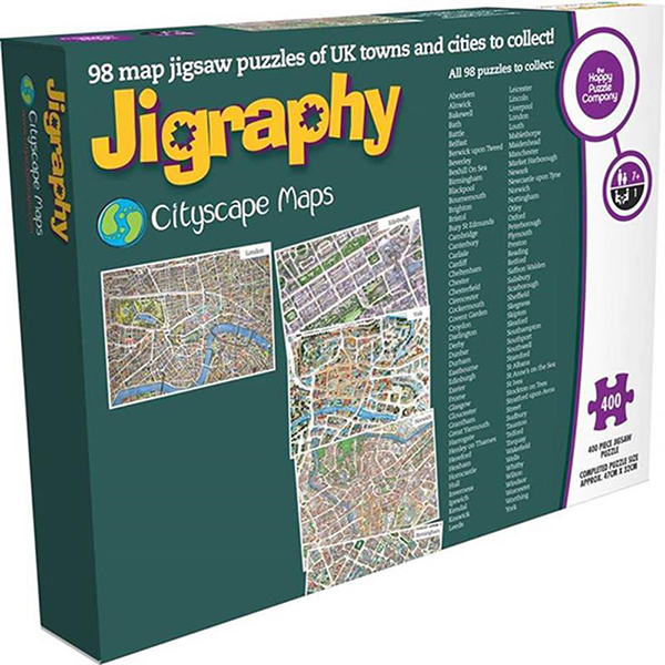 JIGRAPHY CITYSCAPES EXETER (HPCCS1000) Image