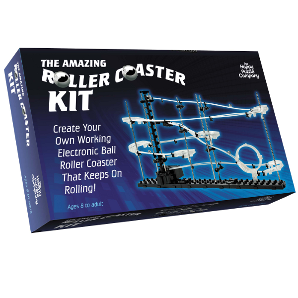 THE AMAZING ROLLER COASTER KIT Image