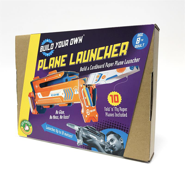 BUILD YOUR OWN PLANE LAUNCHER Image
