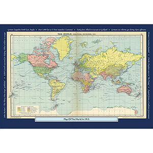 1915 YOUR YEAR YOUR WORLD 400 PIECE JIGSAW