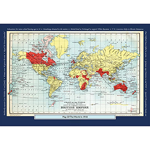 1918 YOUR YEAR YOUR WORLD 400 PIECE JIGSAW