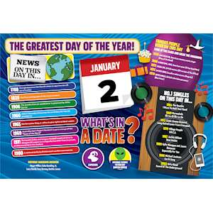 WHAT'S IN A DATE 2nd JANUARY STANDARD
