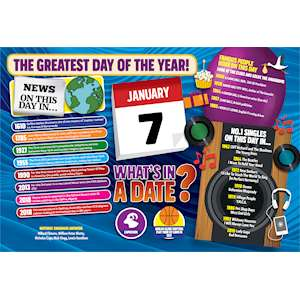 WHAT'S IN A DATE 7th JANUARY STANDARD