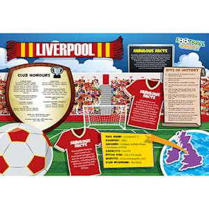 FOOTBALL CRAZY LIVERPOOL (CRF400)