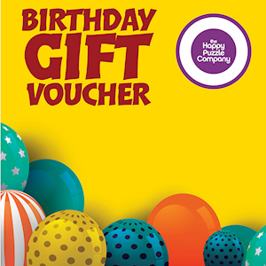 BIRTHDAY GIFT VOUCHERS