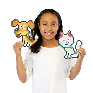 JIXELZ - PLAYFUL PETS 700 PIECE JIGSAW