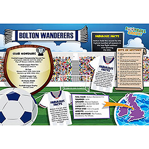 FOOTBALL CRAZY BOLTON WANDERERS (CRF400)