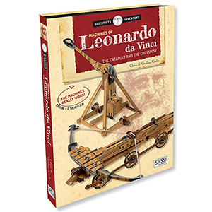 MACHINES OF LEONARDO DA VINCI