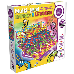 MULTI-LEVEL SNAKES & LADDERS