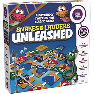 SNAKES AND LADDERS UNLEASHED