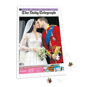 DAILY TELEGRAPH 400 PIECE JIGSAW