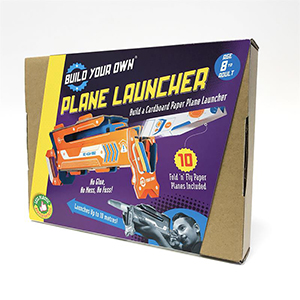 BUILD YOUR OWN PLANE LAUNCHER