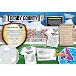 FOOTBALL CRAZY DERBY COUNTY 400 PIECE Thumbnail
