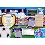 FOOTBALL CRAZY FALKIRK 400 PIECE Thumbnail