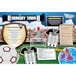 FOOTBALL CRAZY GRIMSBY TOWN (CRF400) Thumbnail