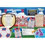 FOOTBALL CRAZY INVERNESS CALEDONIAN THISTLE 400 PIECE Thumbnail