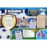 FOOTBALL CRAZY KILMARNOCK 400 PIECE Thumbnail