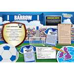 FOOTBALL CRAZY BARROW 400 PIECE Thumbnail