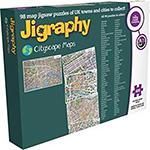 JIGRAPHY CITYSCAPES CANTERBURY (HPCCS1000) Thumbnail