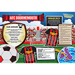 FOOTBALL CRAZY AFC BOURNEMOUTH 400 PIECE Thumbnail