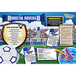 FOOTBALL CRAZY BRISTOL ROVERS 400 PIECE Thumbnail