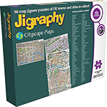 JIGRAPHY CITYSCAPES CANTERBURY 400 PIECE Thumbnail