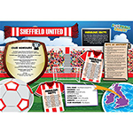 FOOTBALL CRAZY SHEFFIELD UTD 400 PIECE Thumbnail
