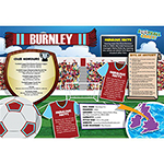 FOOTBALL CRAZY BURNLEY (CRF400) Thumbnail