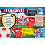 FOOTBALL CRAZY BARNSLEY 400 PIECE Thumbnail
