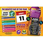 WHAT'S IN A DATE 11th AUGUST STANDARD 400 PIECE Thumbnail