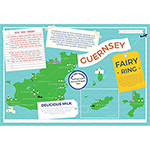 I LOVE MY COUNTY GUERNSEY 400 PIECE Thumbnail