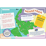 I LOVE MY COUNTY MERSEYSIDE 400 PIECE Thumbnail